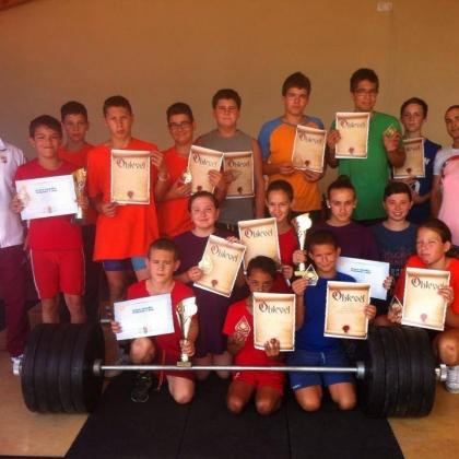 2015 Sport XXI. edzôtábor